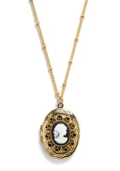 Wish Cameo True Necklace