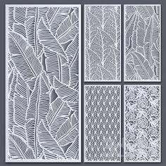 models: Other decorative objects - Decorative partition Decorative Screens, Decorative Objects, Jaali Design, Partition Screen, Cnc Cutting Design, Creative Wall Decor, Room Partition Designs, 3d Panels, Modelos 3d