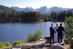 Marry Me In Colorado - Photo Gallery of Winter Weddings in Colorado, Rocky Mountain National Park Colorado Real Wedding Photos Pictures of Estes Park CO Weddings Wedding Photography Services in Estes Park and RMNP Colorado