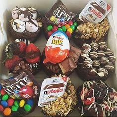 Candy bar doughnuts!