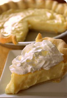 Lemon Sour Cream Pie. That looks absolutely delectable! this is a great pie I tried it  Chef Robin White