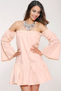 Robe bustier rose pas cher et sexy