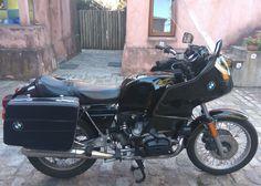 Moto Bmw R 80 RT