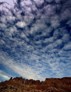 clouds, I love them.
