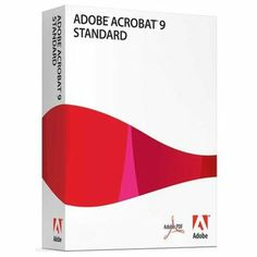 The Good: Adobe Acrobat 9 covers video and animation into PDFs; enhances type management and redaction; Document Management System, Photoshop Plugins, Photoshop 7, Adobe Software, Utility Services, Rosetta Stone, Adobe Acrobat, Office Suite, Microsoft Office