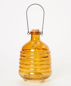Yellow Glass Wasp Catcher | zulily