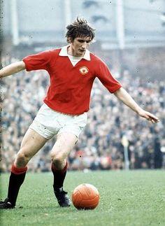 Steve James Manchester United 1972