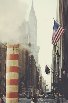 Chrysler Building // flickr by ray and love photography