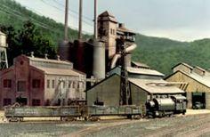Peach Creek Shops Eric Craig's - The Schuykill Iron Works