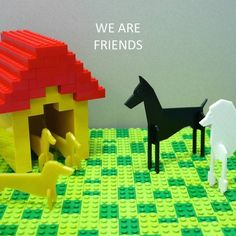 3D Simple animals_Dog series, Eunny Download on https://cults3d.com #3Dprinting