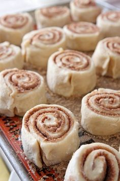 Perfect Cinnamon Rolls - I JUST MADE THESE AND THEY ARE AMAZING!!!!! #cinnamonrolls #recipe