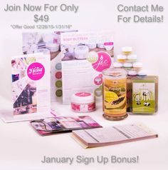 Have you been wanting to join Jewelry In Candles but can't afford the high start up costs? From now through the end of January 2016 you can join for only $49..SWEET! Contact me today to get more information on joining my team. Don't have the $49 then contact me about throwing a JIC party to cover your start up costs. Email me at lykinda_carter@yahoo.com, visit me on facebook at www.facebook.com/calisjewelryincandles/ or visit my online store at www.jewelryincandles.com/store/lykindacarter/