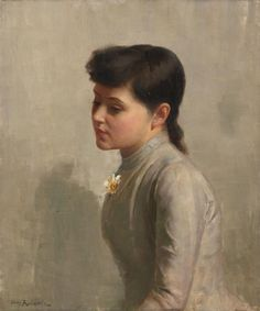 The Athenaeum - Mary (Tom Roberts - ) Australian Painting, Australian Artists, American Impressionism, Impressionist, Australian Vintage, 2d Art, Vintage Artwork, Famous Artists, Beautiful Paintings