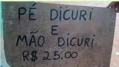 Portugueis nóis sabe!