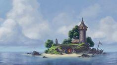 Lighthouse, Marin Olah