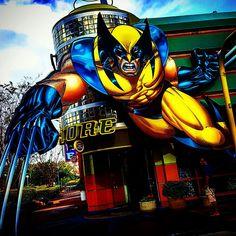 Wolverine in Universal