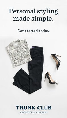 Wish the latest work wear would just show up at your door? With Trunk Club, you& paired with your own stylist who shops for you based on your unique style and budget. Getting started is so simple. Fall Outfits, Casual Outfits, Cute Outfits, Fashion Outfits, Womens Fashion, Fashion Trends, Formal Outfits, Classy Outfits, Work Outfits