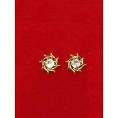 Grand feminine earrings by jewelfame on craftsvilla - Online Shopping for Earrings by JewelFame