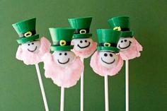 Kims Kandy Kreations: 10 St Patrick's Day Cake Pop Ideas