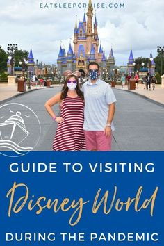 Guide to Visiting Walt Disney World During the Pandemic | We have just returned from a trip to the happiest place on earth and have our 12 tips for visiting Walt Disney World during the pandemic…