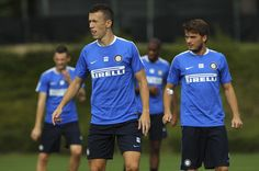 Ivan Perisic and Adem Ljajic