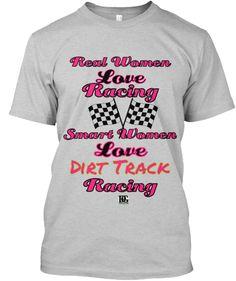 Smart Women LOVE Dirt Track Racing!  a332b4ece