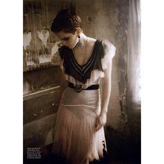 Remix Editorial Emma Watson, Summer 2011 Shot #2 found on Polyvore