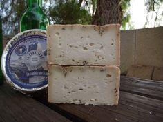 Queso azul de cabra de El Cabriteru. Aroma láctico intenso, sabor delicioso y regusto duradero. Revolución para las glándula pituitaria 😉