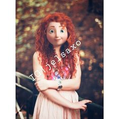 This is Jamie. She is 14 and she loves to dance. She does ballet, tap, and jazz. She is super good at it too! Disney Characters Dress Up, Modern Disney Characters, Disney Princess Outfits, Disney Couples, Disney Girls, Modern Merida, Princesse Disney Swag, Modern Day Disney, Merida And Hiccup