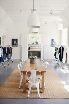 Mih Jeans, una tienda de vaqueros en Londres con mucho estilo nórdico | Decorar tu casa es facilisimo.com