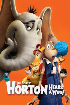 Titel : Horton Hears a Who! Vrijgegeven : 14 Mar 2008 Genre : Animation, Adventure, Comedy, Family, Fantasy Duur : 86 min Synopsis : Horton the Elephant struggles to protect a microscopic community from his neighbors who refuse to believe it exists. Free Cartoon Movies, Free Cartoons, Will Arnett, Steve Carell, Jim Carrey, Talking Buddy, Horton Hears A Who, English Play, Hd Movies Online
