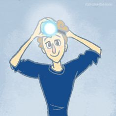 Tom and his headtorch: loki-and-the-loon (Check out his Unicef diary if you get the chance.)