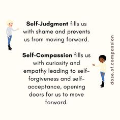Food for thought. 💭I hope you are all staying safe and being extra patient and kind with yourselves during these circumstances! To Move Forward, Moving Forward, Self Compassion, Self Acceptance, Curiosity, I Hope You, Forgiveness, Counseling, Mental Health