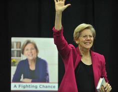 Sen. Elizabeth Warren introducing bill to reduce burden of student loan debt in US and enact 'Buffett Rule' | (you go Elizabeth!)