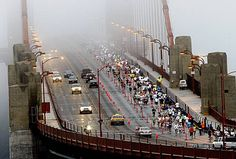 The San Francisco Marathon. This is what I'll hopefully be running in July. : )
