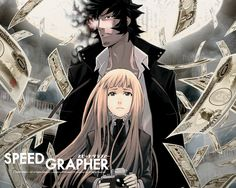 a bit fantastical but exciting anime