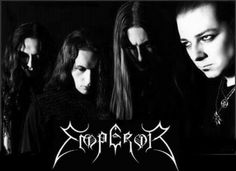 EMPEROR. My favorite Norwegian black metal band.