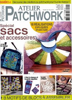 Atelier Patchwork - 2012 - No.:4.