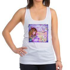 #CarouselDreams #RacerbackTankTop by #MoonDreamsMusic Great for #NewMoms for #MothersDay !