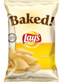 Baked Lay's are a healthier option, and I really like their new flavor Southwestern Ranch.