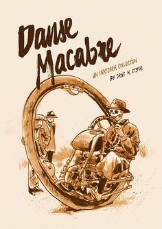 Danse Macabre, Comics, Illustration, Artist, Movie Posters, Film Poster, Illustrations, Artists, Popcorn Posters