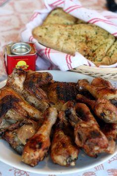 Syökää kanaa! Mikä grillausvinkki!