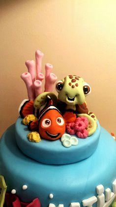 Questo è un piccolo catalogo con qualche immagine del repertorio proposto fino ad oggi per feste di compleanno e per bambini, dalla nostra cake design. In particolare torte con personaggi Disney, Pixar, Warner Bros,Dreamworks, Laika che fanno colore e perchè no, possono ispirarvi! spero vi piacciano! :)  nello specifico: festa a tema Nemo e Dory