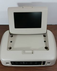 2004-2006 Freestar / Monterey Roof Mounted DVD Player w/LCD OEM 5F2T10E947AA3BJA