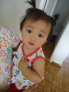 And I shall adopt an Asian baby and she will be the most freakin adorable baby ever.