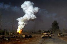 The First Gulf War 1990 - 1991