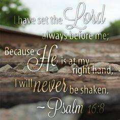 Psalm 16:8     https://www.facebook.com/photo.php?fbid=196759373816192