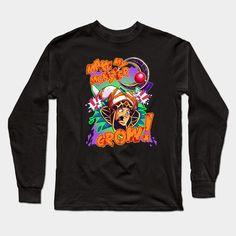 Rita Repulsa Long Sleeve T-Shirt