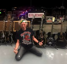 Keith Richards 2017