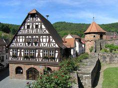 pfaelzerwald | Pfälzerwald Weinstraße Dörrenbach Rathaus